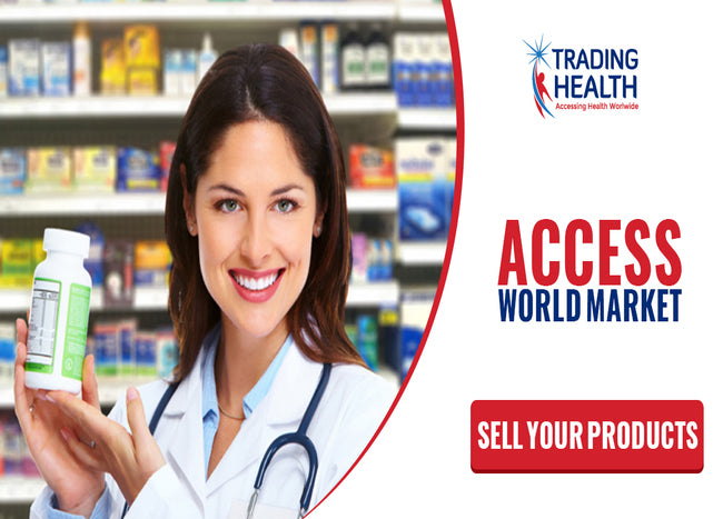 Sell your health products here!