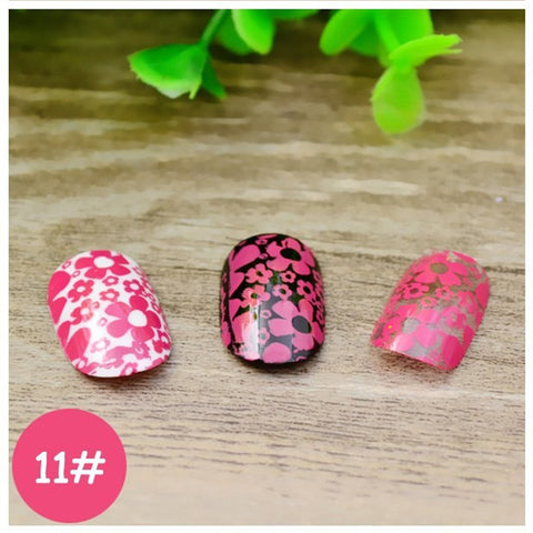 1 bottle 15ml Born Pretty Nail Art Stamping Polish Newly Sweet Style Nail Polish Candy Colors Nail Stamp Varnish #22179 - Tradinghealth