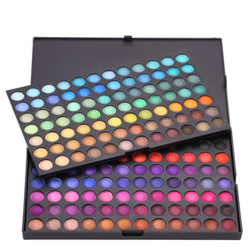 168 Colors Glitter & Matte Eyeshadow Palette Makeup Set maquillaje Eyeshadow Blusher Cosmetic Makeup Palette Kit