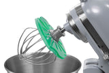 Whisk Wiper® PRO for Stand Mixers - Mix Without The Mess - The Ultimate Stand Mixer Accessory