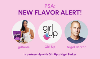 Nigel Barker Girl Up