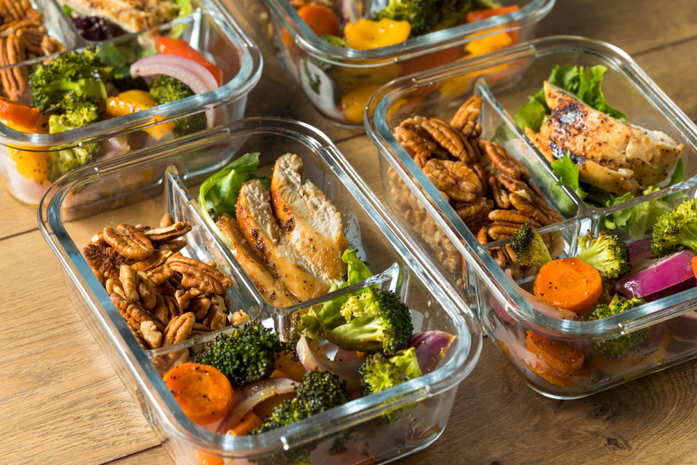 Your Guide to Meal Prepping in 6 Easy Steps