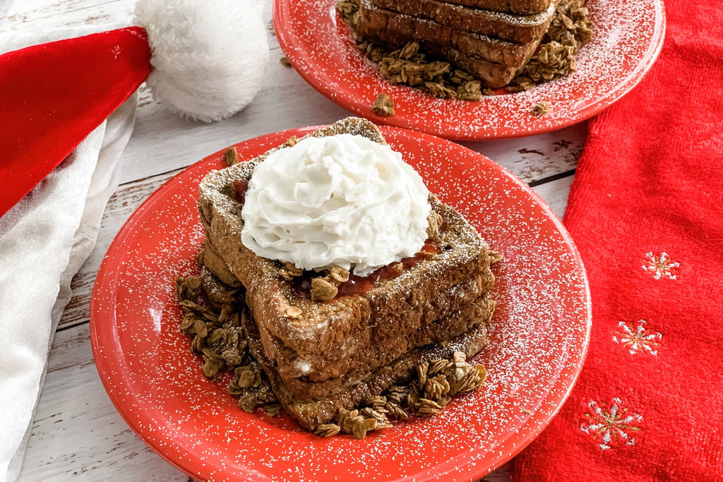 Christmas Morning French Toast