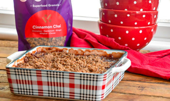 Easy Cranberry Apple Crisp Recipe