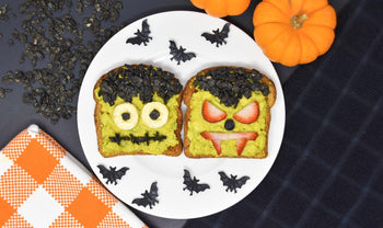 Spooky Halloween Toast Ideas For Kids