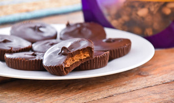 Adaptogenic Peanut Butter Cups