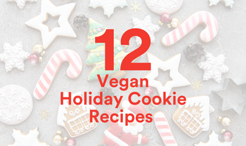 12 Christmas Holiday Cookie Recipes (Bonus: They're Vegan Friendly!)