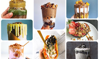 8 Delicious & Healthy Superfood Parfait Recipes To Try This Fall