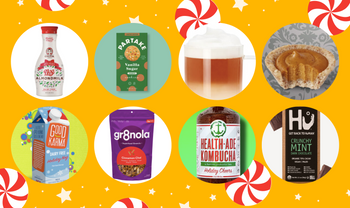 8 Must-Try Vegan Holiday Snacks By Healthy Food Brands