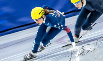 Achieving Gr8ness: Team USA Speedskater Kimi Goetz