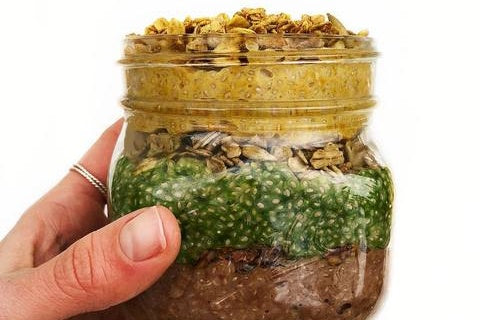 The Ultimate Superfood Chia Parfait