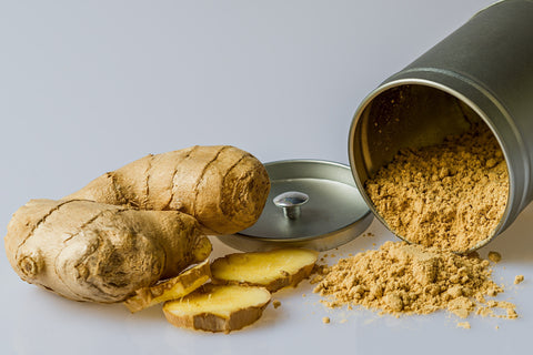 Benefits of ginger spice
