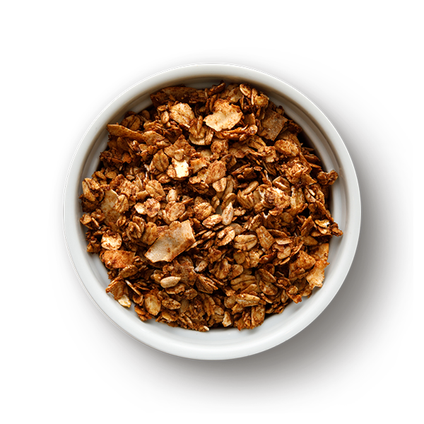 Bowl of Cacao Crisp Superfood Granola