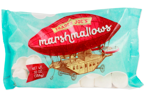 Our 8 Favorite Trader Joe's Summer Finds - Marshmallows