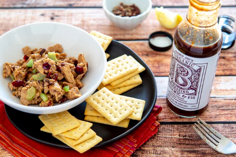 Our 8 Favorite Trader Joe's Summer Finds - Organic Balsamic and Fig Dressing