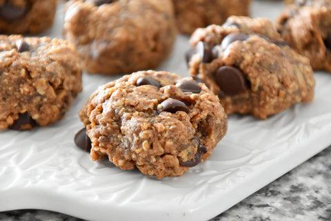 Stale Granola: 8 Gr8 Recipes & Ways To Use It - Oatmeal Granola Cookies