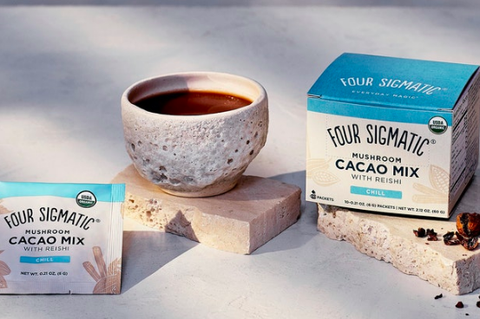 Mushroom Cacao With Reishi By Four Sigmatic