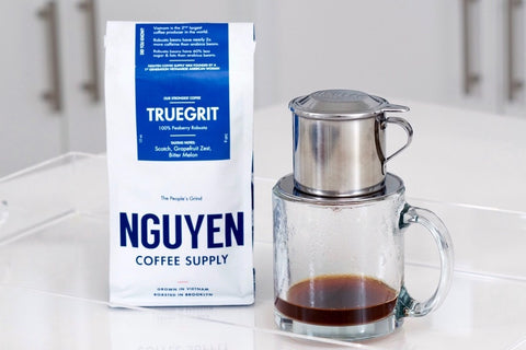 AAPI owned brand: Nguyen Coffee Supply