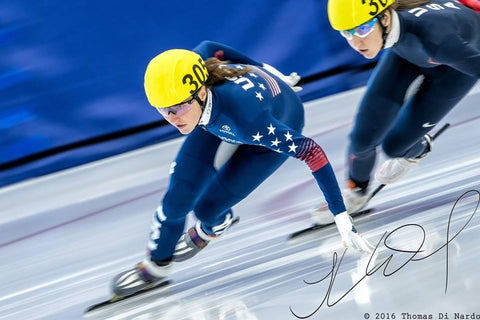 Kimi Goetz of US Speedskating on the Road to Beijing 2022