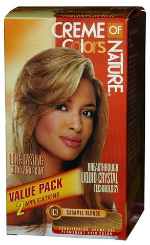 Creme of Nature Hair Color Value Pack Kit