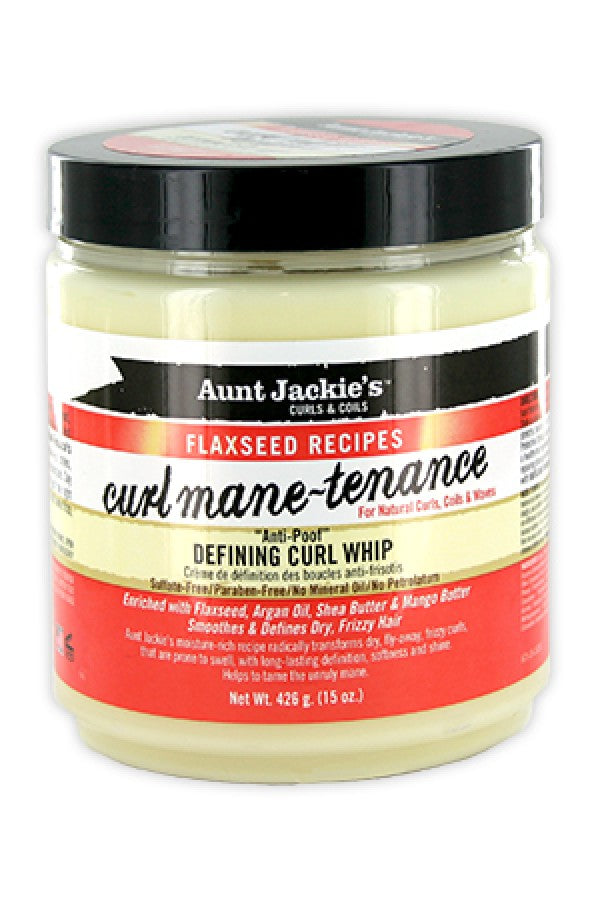Flaxseed Defining Curl Whip (Curl Mane-tenance)
