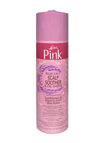 Pink Plus 2-N-1 Scalp Soother & Sheen Spray