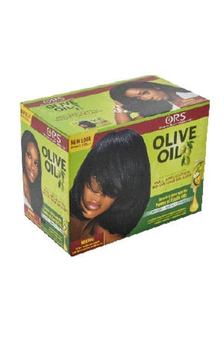 ORS Olive Oil Full Application No-Lye Relaxer Kit