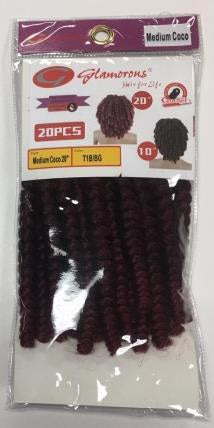 "20"" Coco Braid ( Curlkalon) - Medium"