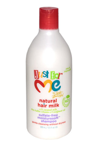 Natural Hair Milk Moisture soft Shampoo