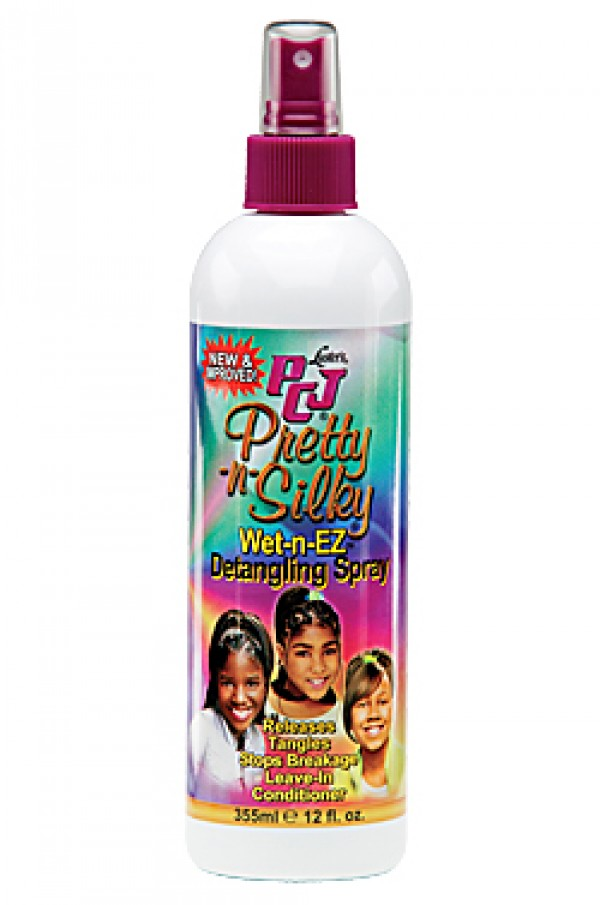 PCJ - Pretty-N-Silky Detangling Spray