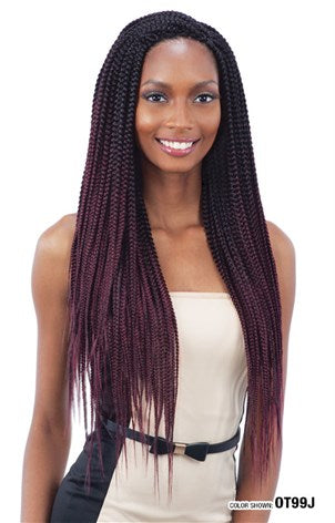 Nigerian Pre-Stretched Braid 24""