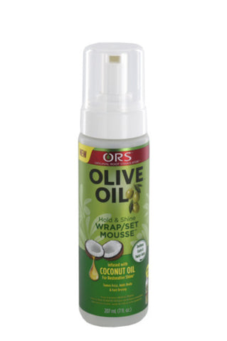 ORS Olive Oil Wrap Set Hair Mousse