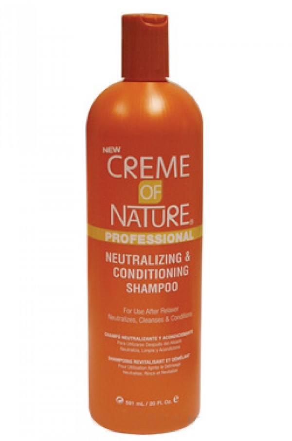 Creme Of Nature Neutralizing & Conditioning Shampoo