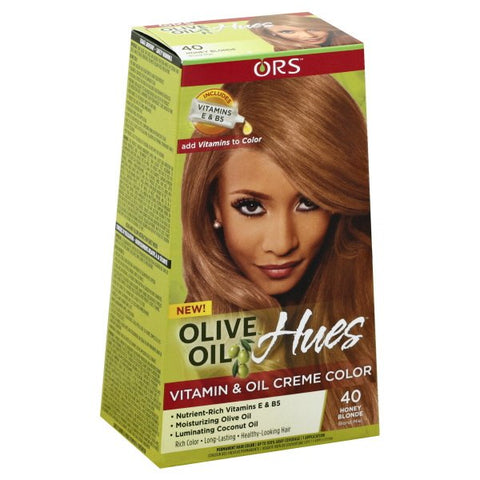 ORS Olive Oil Vitamin & Oil Creme Color