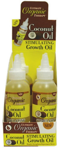 Coconut Oil Stimulating Growth Oil