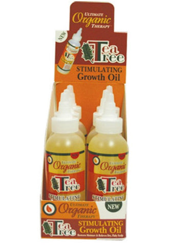 Africa's Best Tea Tree Stimulating Growth Oil