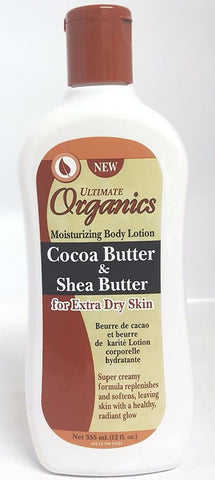 Ultimate Originals by Africa's Best Cocoa Butter & Shea Butter Lotion