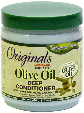 Africa's Best Originals Conditioner Olive Oil Deep 15oz