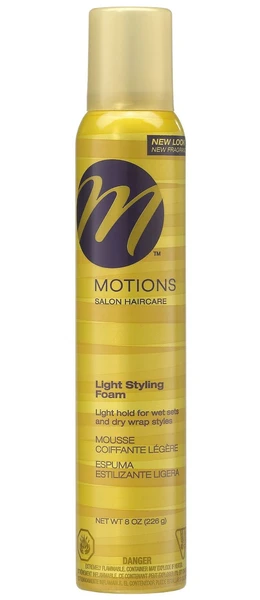 MOTIONS LIGHT STYLING FOAM