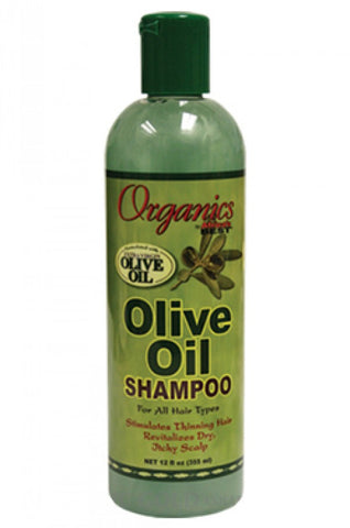 AFRICA'S BEST Olive Oil Shampoo 12oz