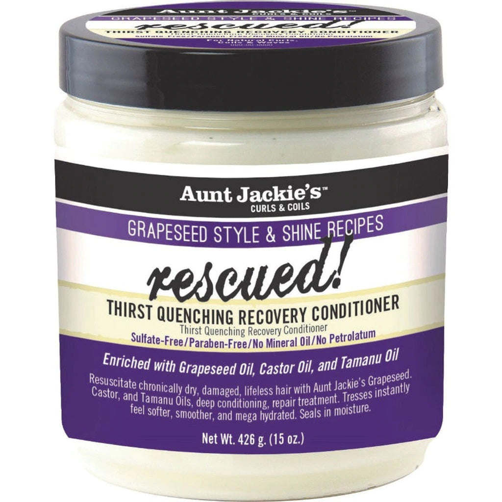 AUNT JACKIE'S RESCUED! Thirst Quenching RECOVERY CONDITIONER