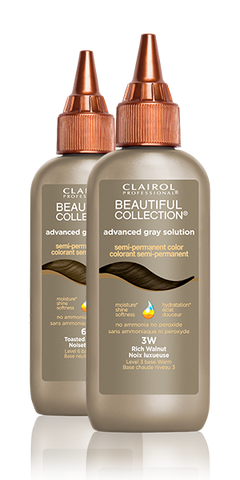 Clairol Beautiful Collection Advance Gray Solution 3oz