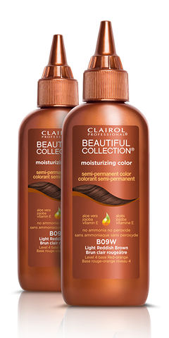 Clairol Professional Beautiful Collection Semi-Permanent Hair Colour 3oz