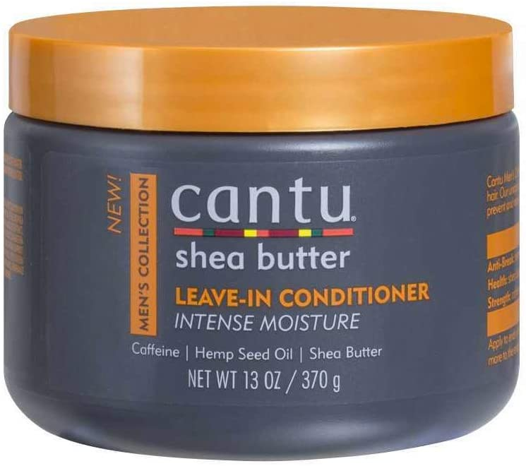 Cantu Men's Shea Butter Leave-In Conditioner 13oz