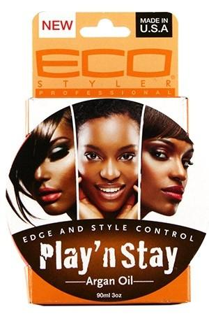 Eco style play 'n stay Edge and style control - argan oil