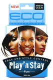 Play 'N Stay Edge and Style Control - Olive Oil, Argan Oil, Pure, Seaweed