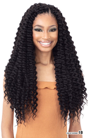 FREETRESS 3X SOULFULL CURL 20""