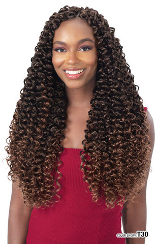 FREETRESS 3X VIVA CURL 18""