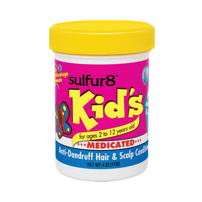 Medicated Kid's Hair & Scalp Conditioner