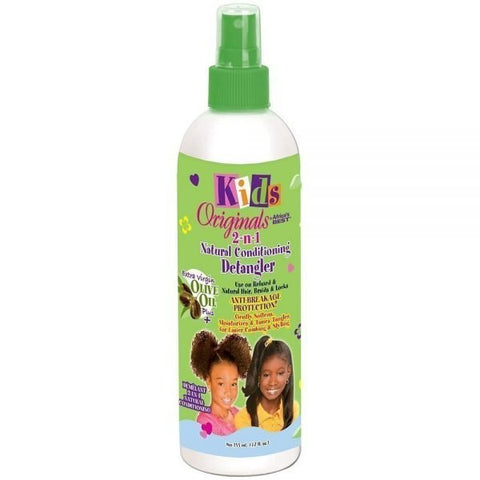 Kid's Originals by Africa's Best 2-n-1 Natural Conditioning Detangler